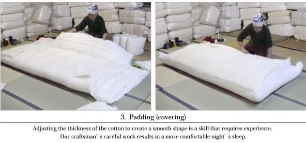 japanase traditonal futon