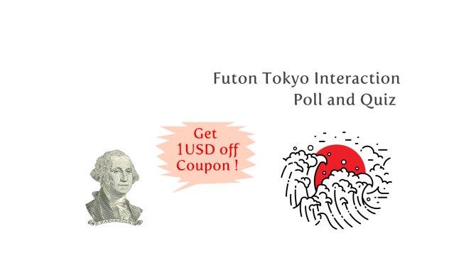 futon tokyo coupon