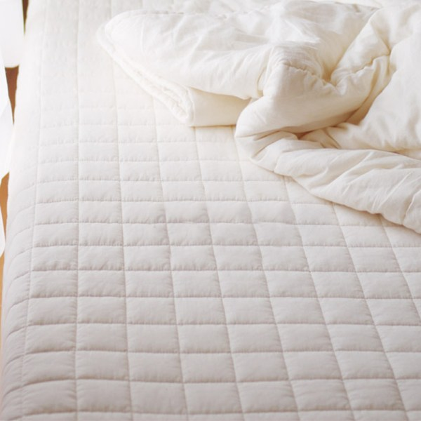 Organic shikibuton pad