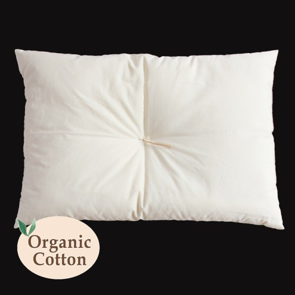 handmade pillow made by fton artisans