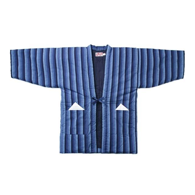 japanese padded kimono coat