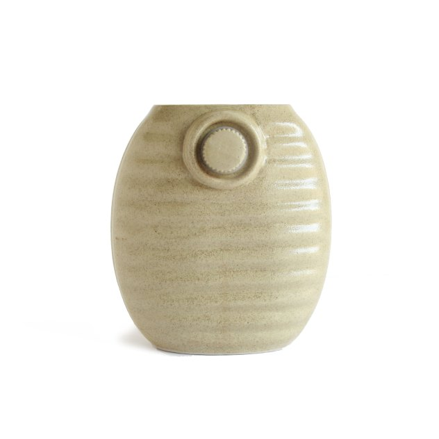 Japanese ceramic hot water bottle