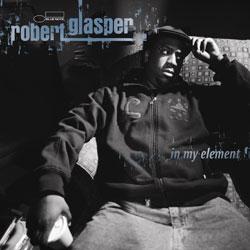 Capa do último CD de Glasper: In My Element