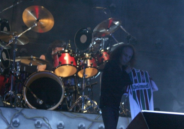 Ronnie James Tricolor  Dio
