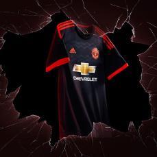 Terceira camisa do United