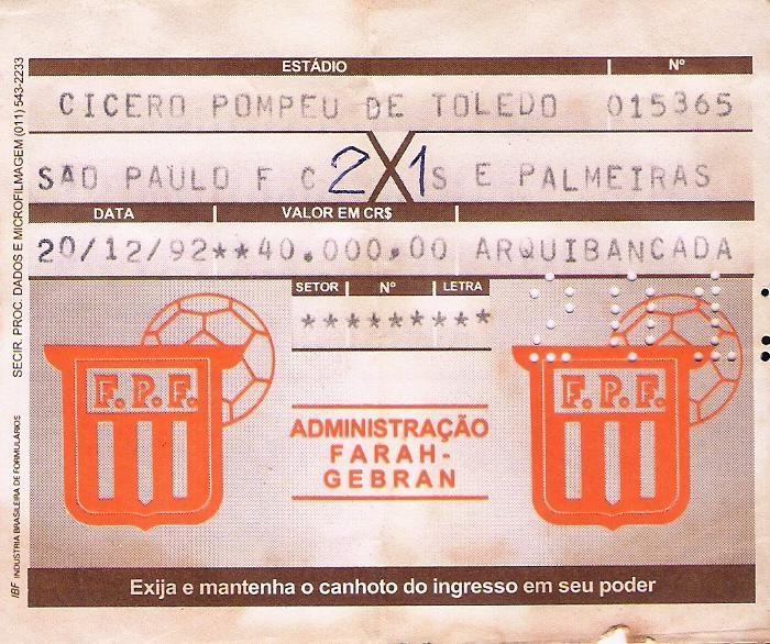 A Era Telê Santana: os títulos do mestre no São Paulo. (1/2)