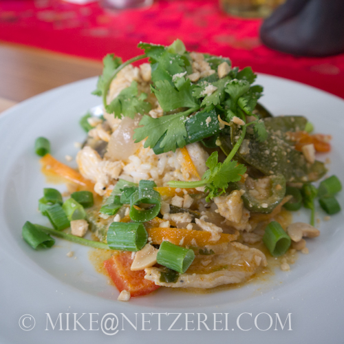 [30 Min] Thai Chicken Curry