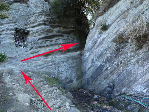 造海城の虎口