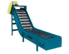 Chip Handling Conveyor