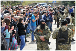 kiev manifestanti