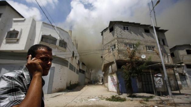gaza guerra