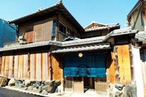 スタバの京都の新店舗