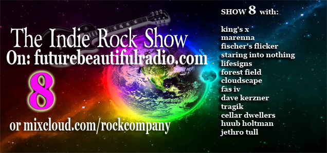 the indie rock show 8