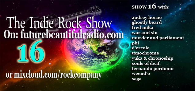 the indie rock show 16