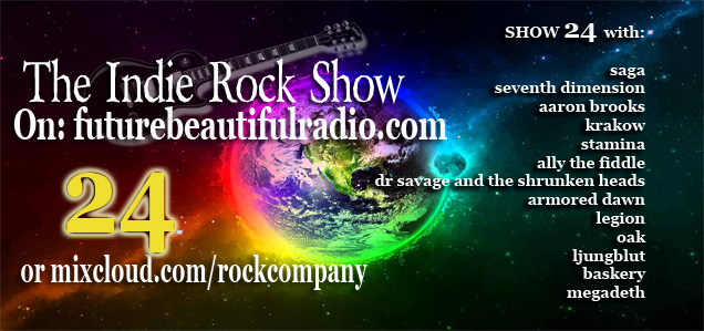 the indie rock show 24
