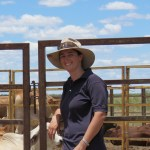 Rebecca Gunther, FutureBeef Extension Officer, Department of Agriculture and Fisheries, Cloncurry, Queensland