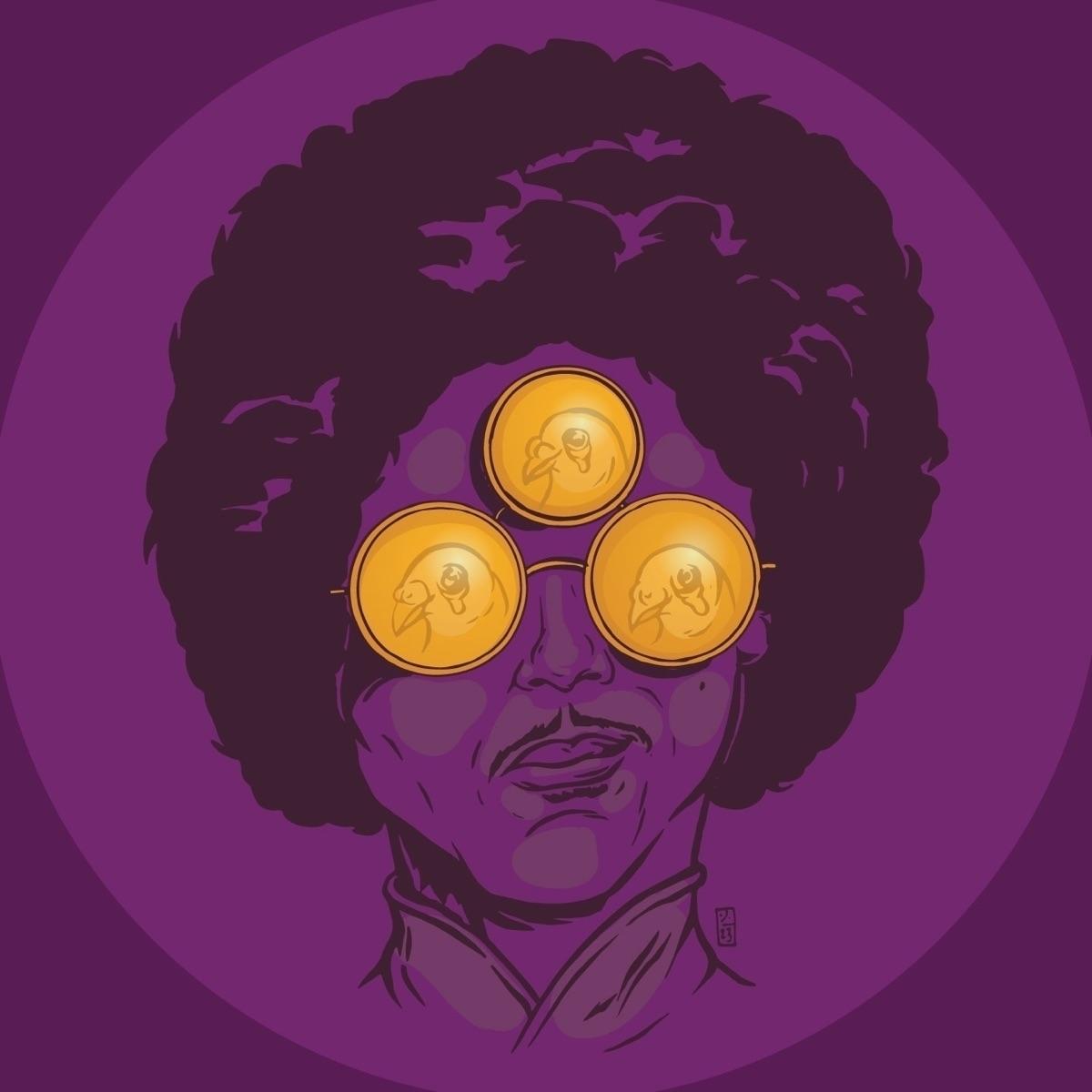 Ello Prince dedicatória