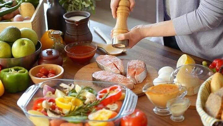 Top 10 Healthy Organic Food