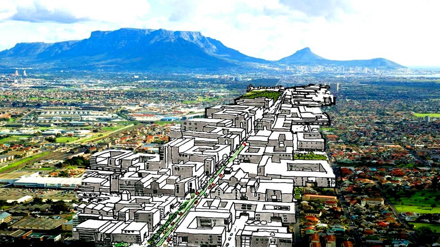 Future Cape Town Transforming Maitland Train Station As