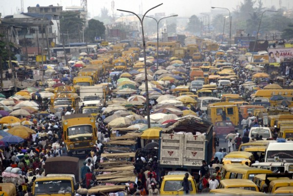 Lagos in the 90s Image: africanarguments.org