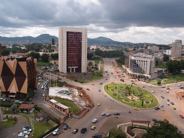 Yaounde Centre Cameroon