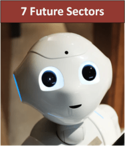 seven future sectors