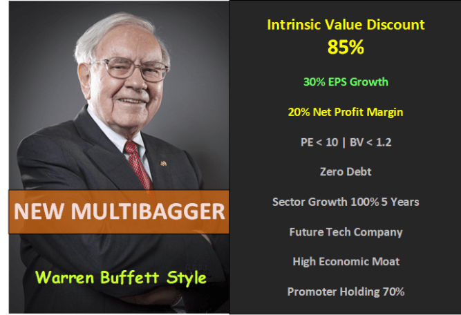 warren buffett multibagger
