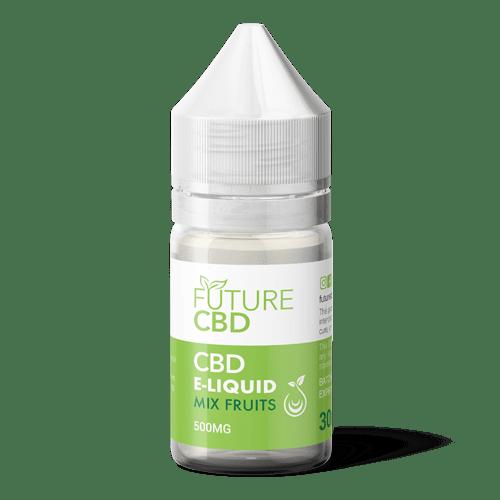 Mixed Fruits CBD E-Liquid (30ml/500mg)