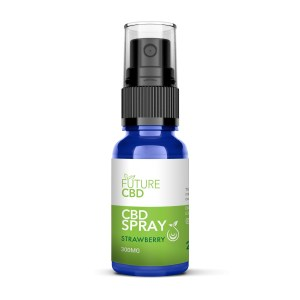 Strawberry CBD Spray (20ml:300mg)