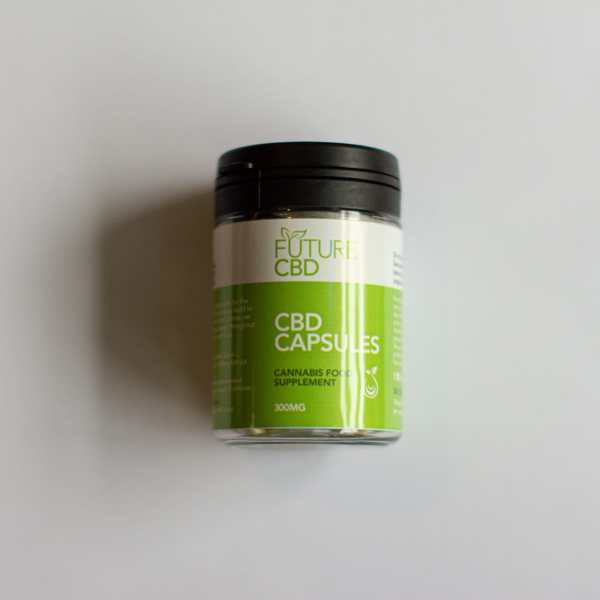 CBD Capsules (30pcs:300mg) Vegan