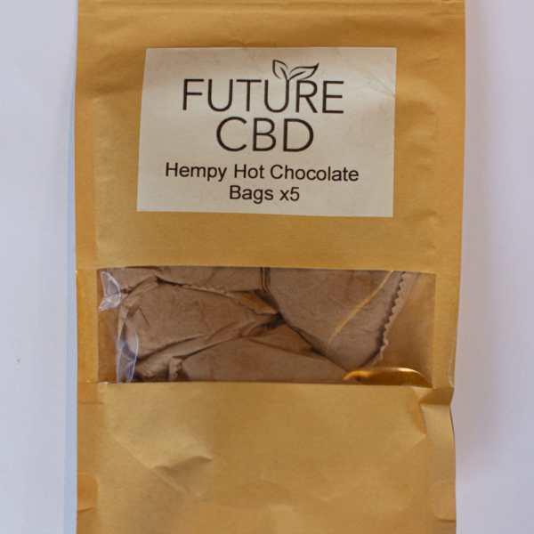Hempy Instant Hot Chocolate Bags (5pcs)