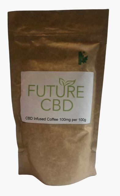 CBD Infused Coffee (100g:100mg)