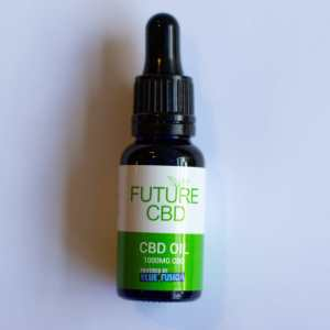 Blue Fusion CBD Drops (20ml:1000mg) Broad Spectrum
