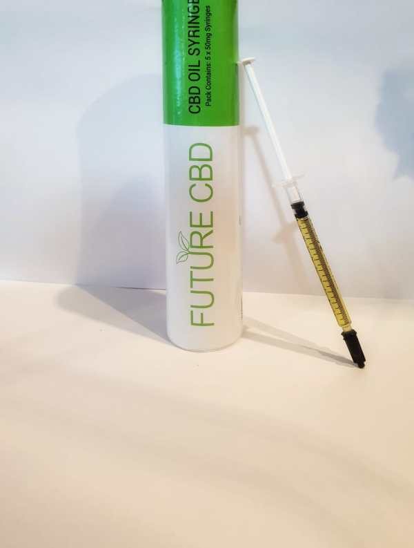 CBD Oral Syringe (5pcs:50mg)