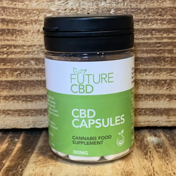 CBD Capsules (300mg:30pcs)