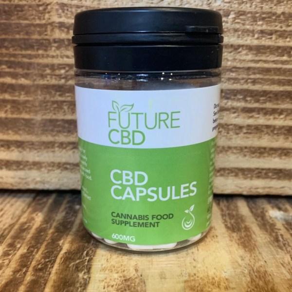 CBD Capsules (600mg:60pcs)