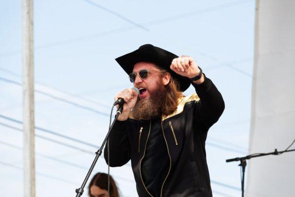 Jamie Bernstein, Future Cowboys Oak Street Po Boy Festival
