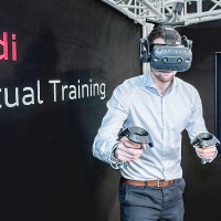 Audi initiates virtual reality training to prepare for regional launch of e-tron