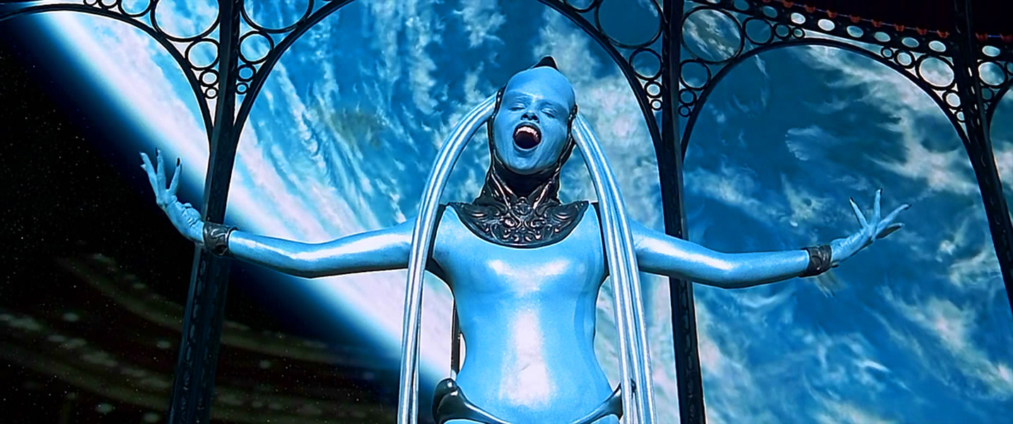 Film Study: The Fifth Element