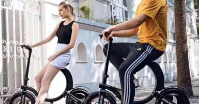OCIOBIKE ZM MINI – A Compact and Foldable e-Bike for Personal Mobility
