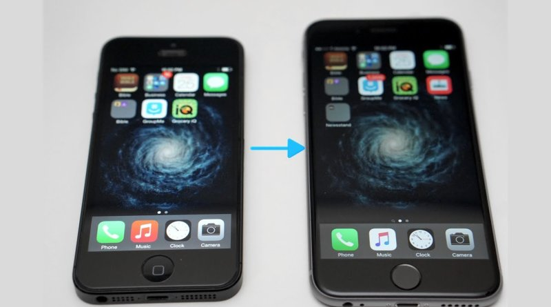 Guide on Switching From an Old iPhone to New iPhone