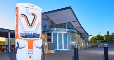 Tata and Tritium Teamed Up For Veefil RT 50kW DC Electric Vehicle Fast Charger in India
