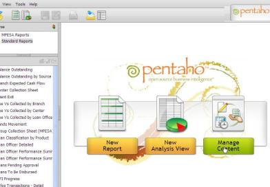 Is Pentaho BI Falling Out Of Flavor Yet?