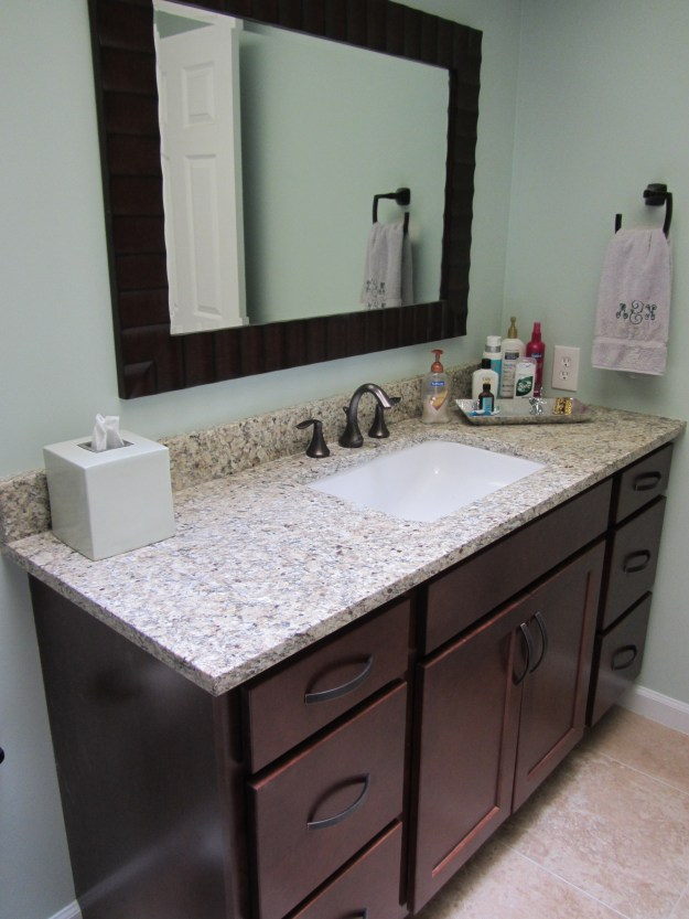 update your bathrooms with a granite vanity top | future expat