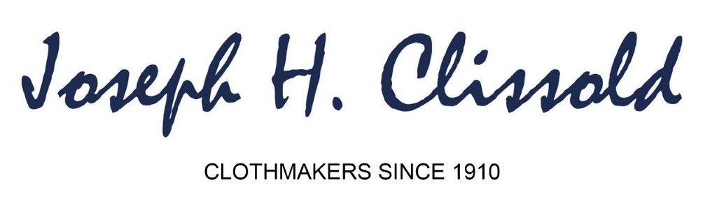 Joseph H. Clissold Clothmakers logo