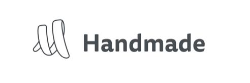 Handmade company logo