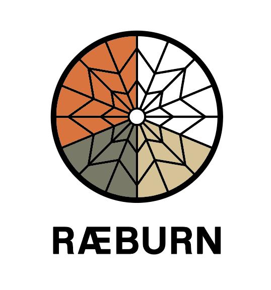Raeburn Design logo