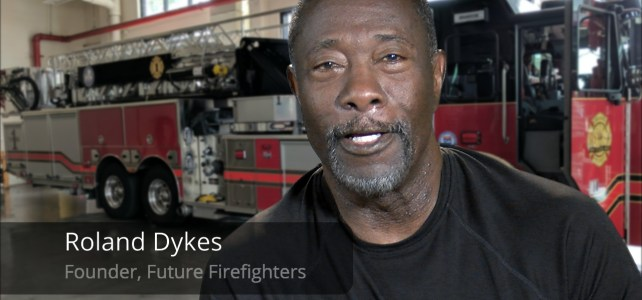 Roland Dykes, Future Firefighters