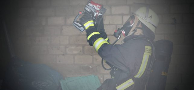 Firefighter Thermal Imaging Camera