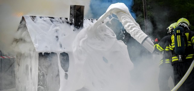 Firefighting Foam Risks and Protection
